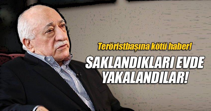 FETÖ elebaşı Gülen'in yeğeni yakalandı!