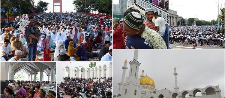 O ülkeler Ramazan Bayramı'nı bir gün geç kutluyor!