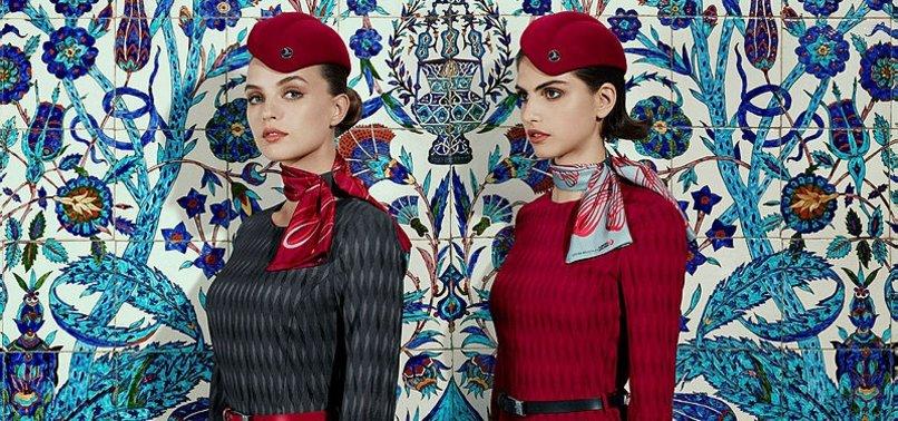 TURKISH AIRLINES UNVEILS NEW CABIN CREW UNIFORMS
