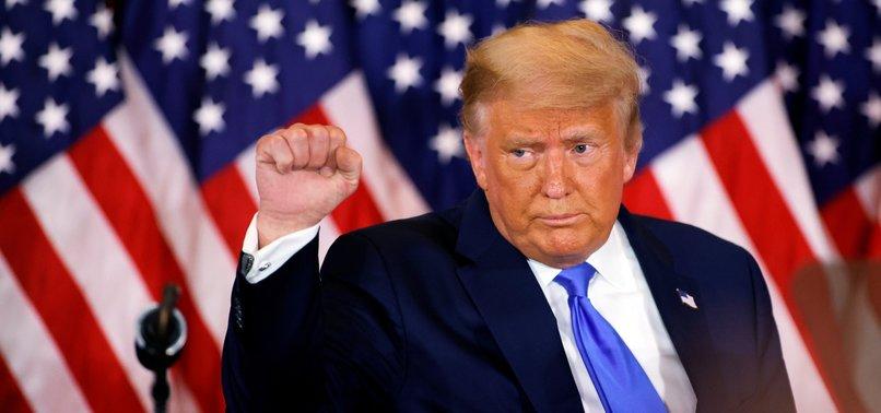 Donald Trump Still Fighting For Win Against Battles