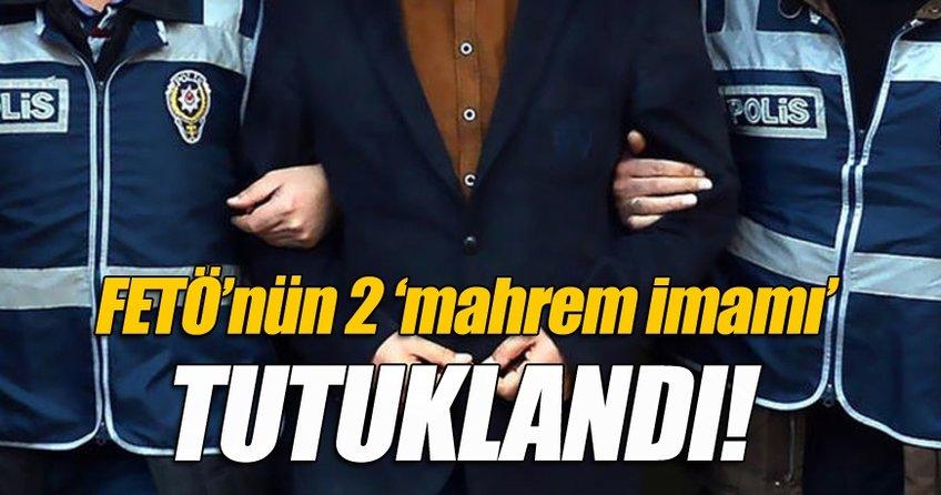 Muğla'da FETÖ'nün 2 mahrem imamı tutuklandı