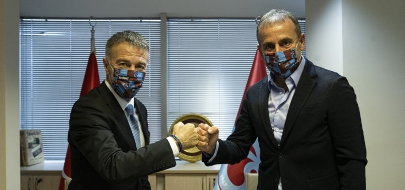 TRABZONSPOR APPOINT ABDULLAH AVCI AS NEW MANAGER