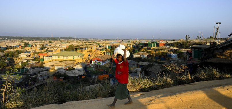 ASEAN WANTS TO CREATE 'SAFE ZONES' FOR ROHINGYA