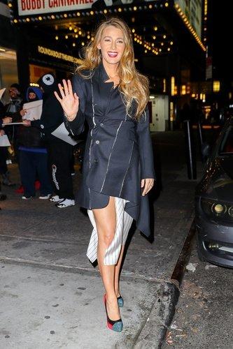 Blake Lively modası