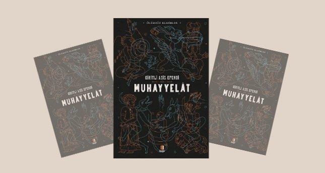 18'inci yüzyıl Osmanlı'sından fantastik bir eser: Muhayyelat