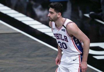 NBA'de Furkan Korkmaz rüzgarı