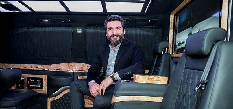 Turkish firm exports custom design vehicles to world