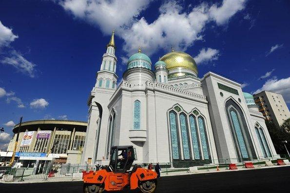 Moskova Merkez Camisi'nde Osmanlı izleri