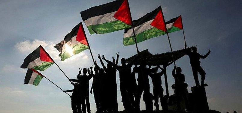 PALESTINIANS PROTEST ISRAELS ONGOING SIEGE OF GAZA
