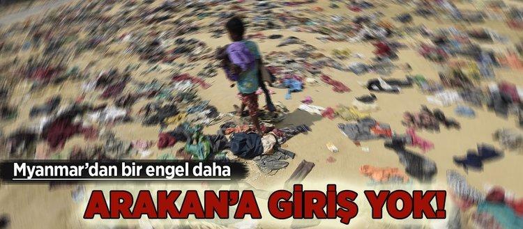 Myanmar'dan medya engeli