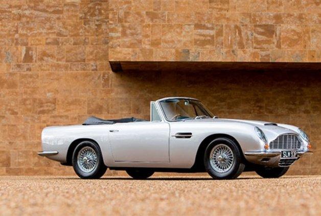 5 milyon sterlin değerinde Aston Martin satışı gerçekleşti