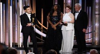 2019 Altın Küre: Rami Malek, ödülünü Queene ithaf etti