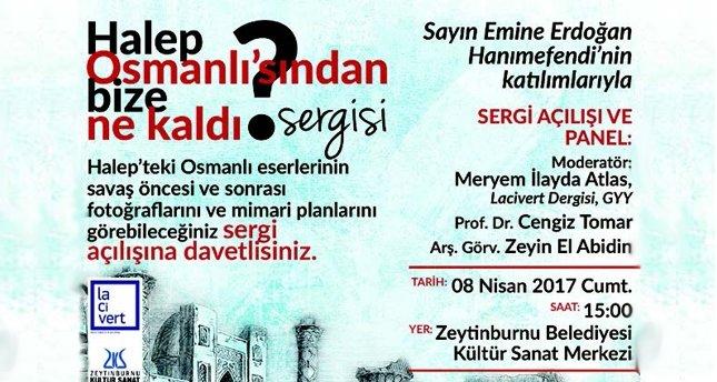Nisan ajandası | Sergi-Panel