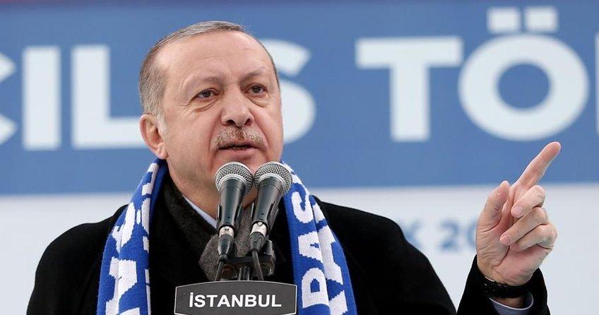 Cumhurbaşkanı Erdoğan: Almanyaneyi bekliyor?