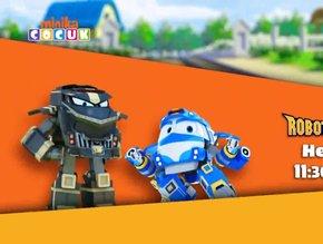 Minika Cocuk Robot Trenler