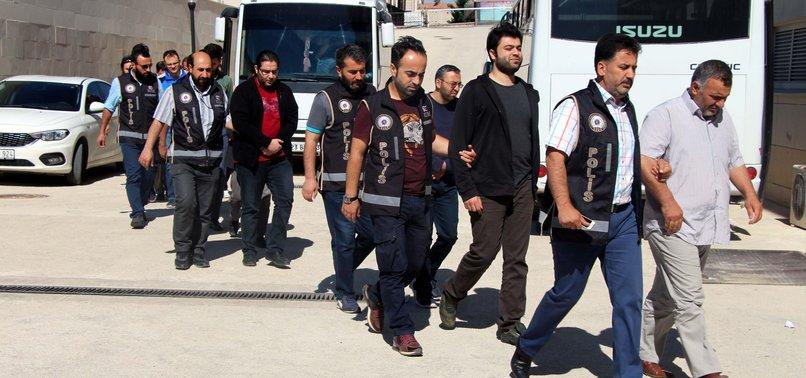 TURKEY: ARREST WARRANTS OUT FOR 12 FETO-LINKED TEACHERS