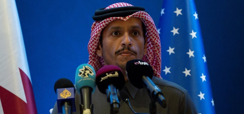 QATARI FM SAYS SEEING NO NEED TO RE-OPEN EMBASSY IN SYRIA