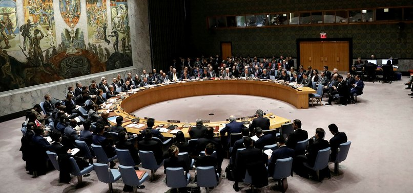 FRANCE CALLS FOR EMERGENCY UNSC MEETING ON AFRIN OPERATION