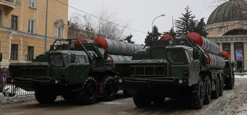 TURKEY, RUSSIA TO SIGN DEAL FOR SECOND S-400 REGIMENT IN 2020
