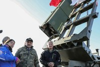 The Hisar-O medium altitude air defense system developed by Turkish defense contractors Roketsan and Aselsan completed its first test launch with 100 percent success in the central province of...