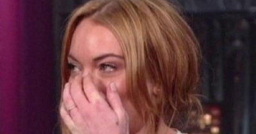 Menajeri Lindsay Lohan'ı ağlattı