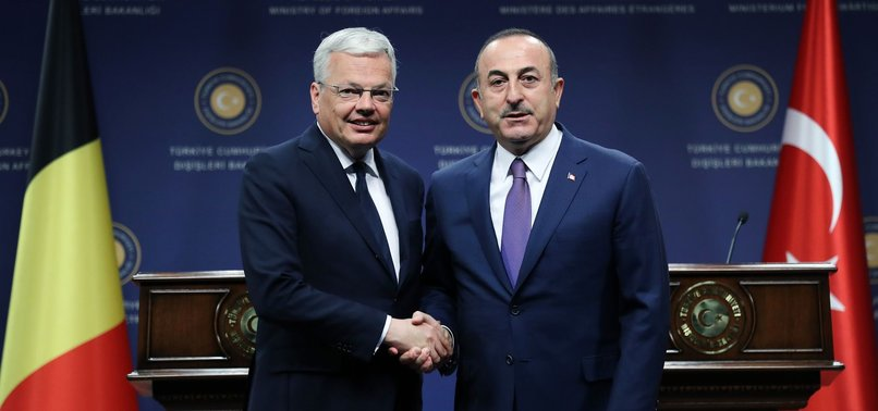 BELGIUM, TURKEY HAVE OVER $11 BILLION TRADE VOLUME