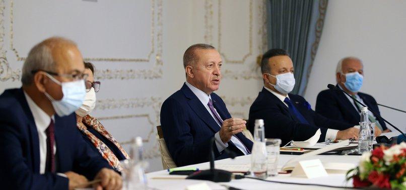 TURKEY TO UTILIZE ALL RESOURCES TO STRENGTHEN ECONOMY