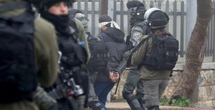 Israel detains 11 Palestinians in overnight raids