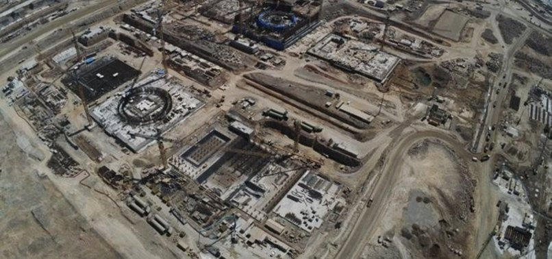 TURKEY GRANTS AKKUYUS 3RD UNIT CONSTRUCTION LICENSE