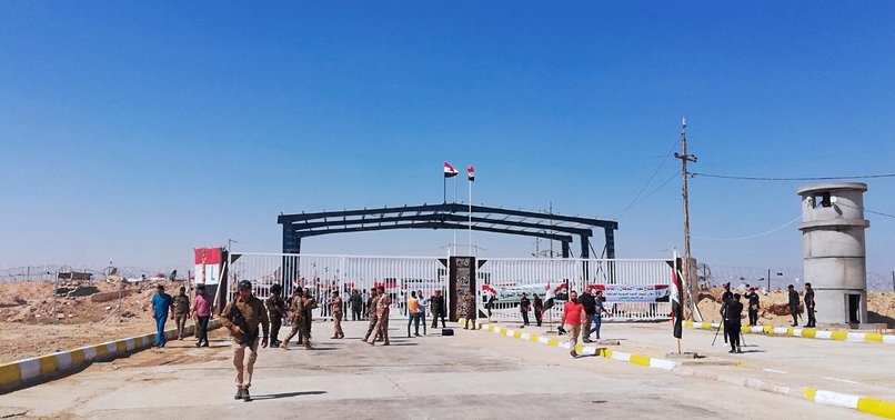 IRAQ, SYRIA OPEN KEY BORDER CROSSING AFTER 7 YEARS