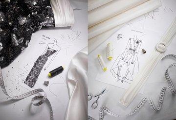 Lupita Nyong'o ve Millie Bobby Brownun Louis Vuitton elbiselerinin perde arkası