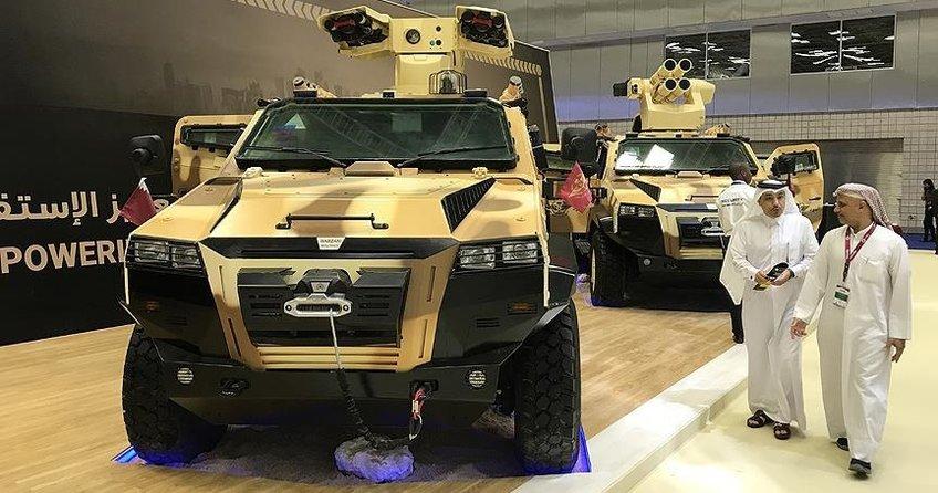 Türkiyenin yeni zırhlısı NMS dünyaya açıldı
