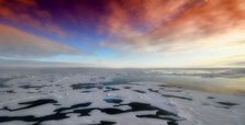 Deepest point of earth's continents found in Antarctica