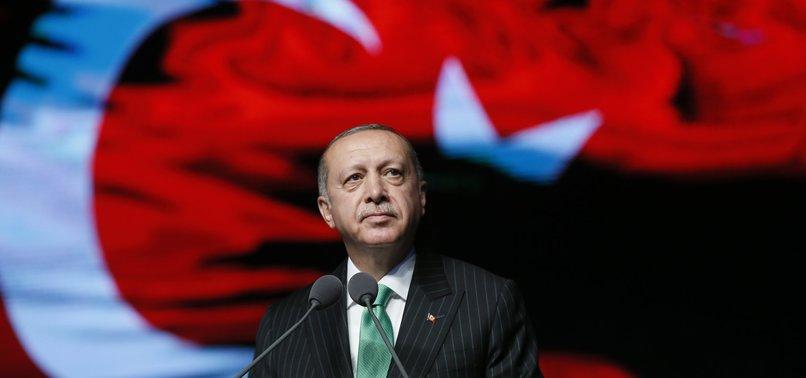 TURKEY TO ENTER SYRIA'S MANBIJ AS 'PROMISES NOT KEPT' - ERDOĞAN