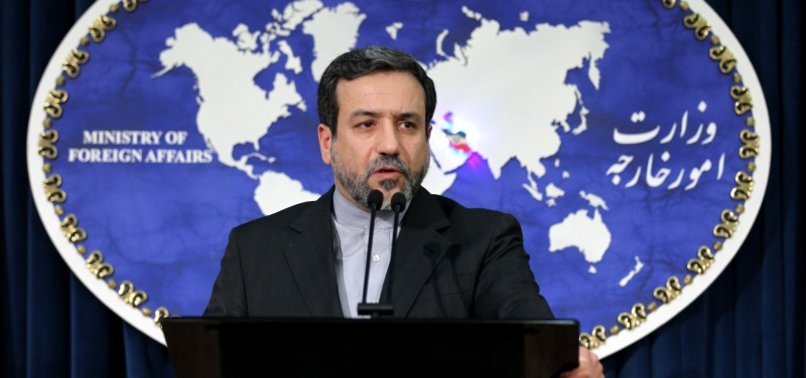 IRAN URGES NEED TO LIFT US SANCTIONS AS NUKE TALKS END