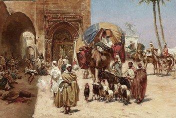 İslam uygarlığında ticaret nasıl yapılırdı?