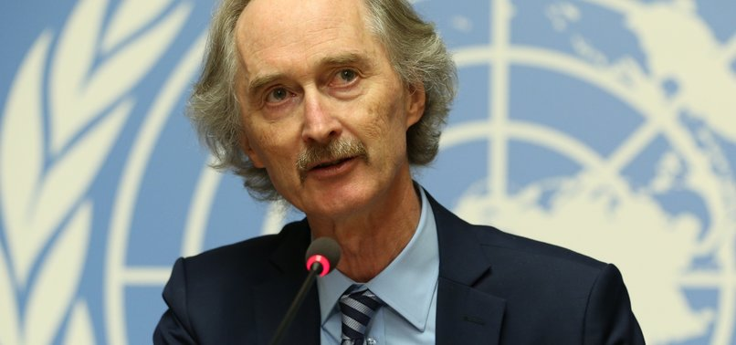 UN ENVOY CALLS TURKEY AND RUSSIA TO WORK ON IDLIB CONFLICT
