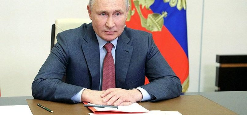 ISRAEL-PALESTINE ESCALATION POSES THREAT TO RUSSIA'S SECURITY: PUTIN