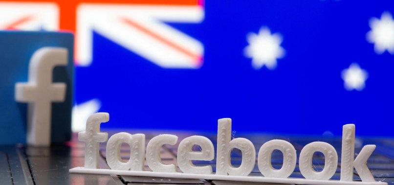 AUSTRALIA HALTS ADVERTISING CAMPAIGN ON FACEBOOK