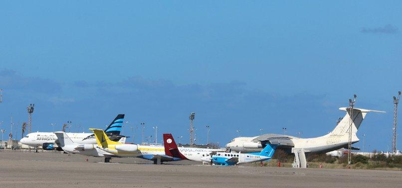 TRIPOLI AIRPORT RESUMES OPERATIONS AFTER BRIEF HIATUS