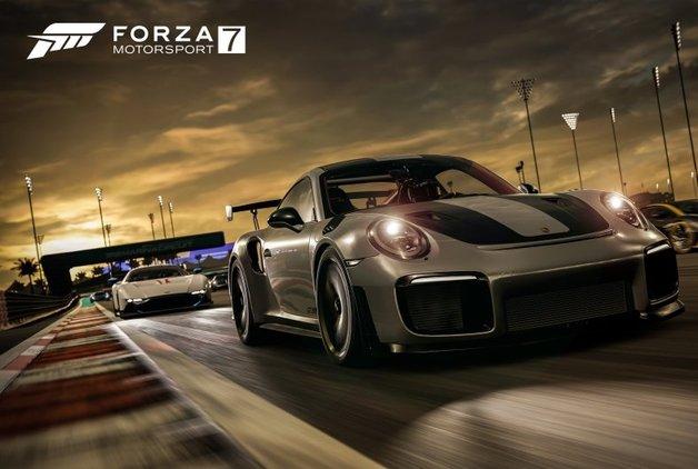 Forza Motorsport 7 ile Xbox One X Türkiye'de