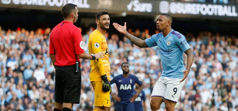MANCHESTER CITY HELD BY SPURS AMID NEW VAR CONTROVERSY