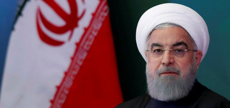 IRANS ROUHANI SAYS THEY HAVE NOT CLOSED WINDOW ON TALKS WITH US
