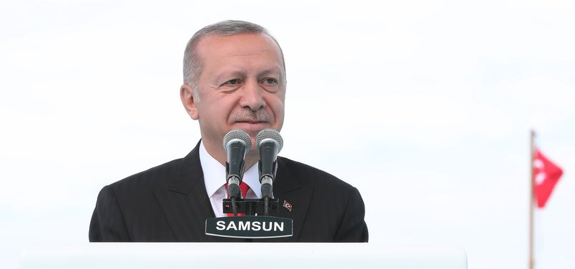 TURKEYS ERDOĞAN: EVERY DAY WE BREAK A TRAP SET FOR OUR COUNTRY