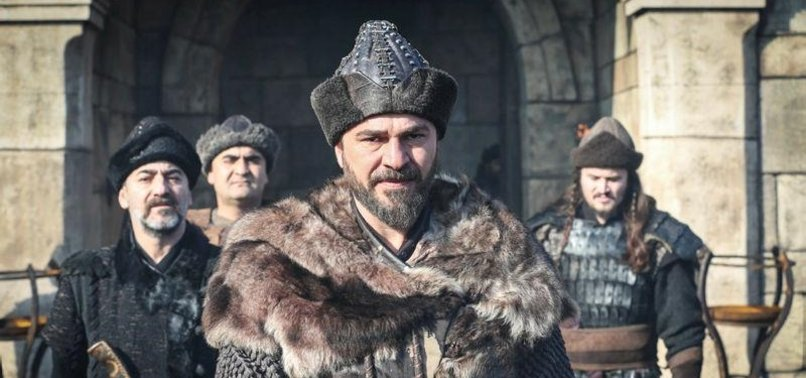 $330 million worth of TV series exported from Turkey to over 100
