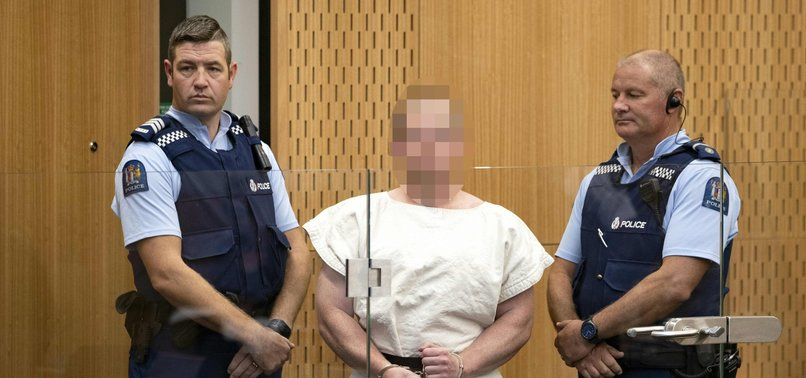 ACCUSED NEW ZEALAND GUNMANS LETTER FROM JAIL CIRCULATES ONLINE