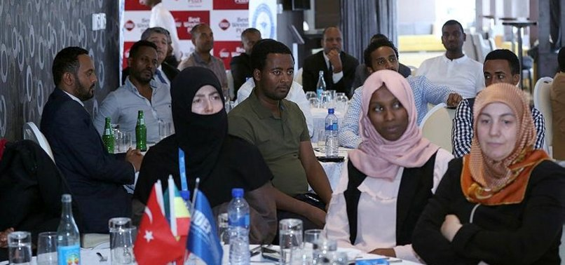 ALUMNI FROM TURKISH UNIVERSITIES MEET IN ETHIOPIA