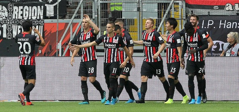 FRANKFURT BEAT HOFFENHEIM WITH EARLY HINTEREGGER GOAL