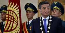 Kyrgyzstan inaugurates new president