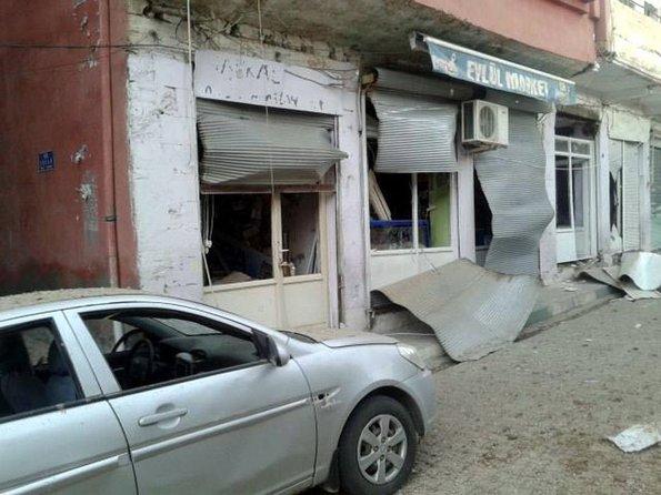Mardin Derik'te operasyonlar sürüyor!